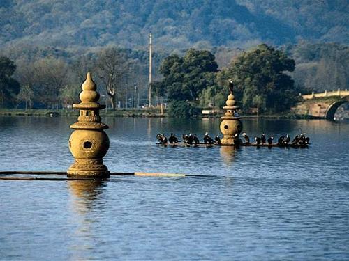 中国十大名胜古迹三杭州西湖